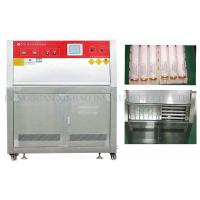 Buy cheap Compact UV Accelerated Weathering Tester , Environmental Testing Equipment SS Body from wholesalers