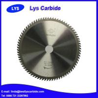 Buy cheap Tungsten carbide tipped saw blades from wholesalers