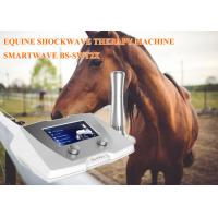 Buy cheap Medical Equine Shockwave Machine 10mj - 190mj Energy 320 * 225 * 126mm from wholesalers