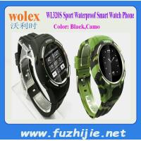 Buy cheap WL320S Sport Waterproof Watch Mobile Phone with 2.0MP Camera GSM Dual-Bluetooth from wholesalers