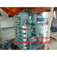 Buy cheap Hot Sale Used Dieletric Oil Purifier Machine, Transformer Oil Purification Unit, Filter from wholesalers