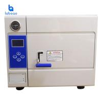 Buy cheap Benchtop Class B pulse vacuum steam sterilizer machine dental product