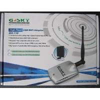 Buy cheap Password Crack High Power Gsky Link 500mW GS-27USB-50 802.11b/g 54Mbps WIFI Wireless USB Network Ada from wholesalers