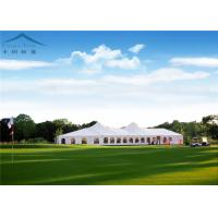 Buy cheap Custom Clearspan Structure Marquee Wedding Party Tent MixedType from wholesalers