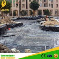 Buy cheap Agricultural water conservancy projects LDPE geomembrane from wholesalers
