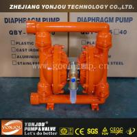 Buy cheap QBY series double diaphragm pump from wholesalers