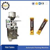 Buy cheap Powder packaging machinery Automatic Vertical packing machinery/ Granule packing machinery from wholesalers