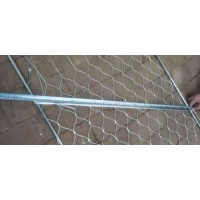 Buy cheap Ferrule 1.6mm Wire Diameter Stainless Steel Zoo Mesh Polished Surface from wholesalers