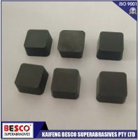 Buy cheap Cutting Tool Durable and Highly Efficient Face Mill Solid CBN Inserts in Automotive Industry from wholesalers