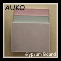 Buy cheap Environmental Protection Paper Faced Gypsum Board from wholesalers
