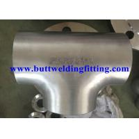 Buy cheap Super Duplex Stainless Steel Butt Weld Pipe Fittings ASTM A815 UNS32760 from wholesalers