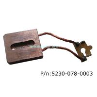 Buy cheap 5230-078-0003 Spreader Parts Brush CONDUCTOR POWER AKAP SIDE CAS , Especially Suitable For Gerber Speader Machine product