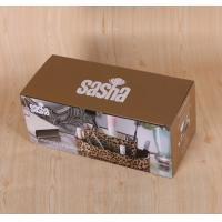 Buy cheap Big Size Corrugated Paper Box Styrofoam Material to Protect Appliance product