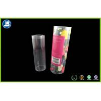 Buy cheap Stamping Printing Gift Plastic Tube Packaging , PET Blister Food Packaging product