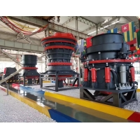 Buy cheap Concrete Spring Mobile Cone 1200TPH Stone Crusher Machine from wholesalers