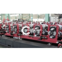 Buy cheap C Z Channel Shaped Steel Roof Purlin Roll Forming Machine from wholesalers