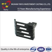 Buy cheap Customized Sewing Machine Spare Parts Feed Dog Quenching Heat Treatment from wholesalers