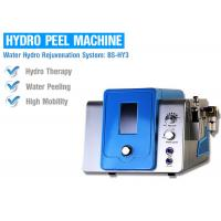 Buy cheap Water Peeling Hydro Microdermabrasion Machine for Facial Skin Cleaning OEM / ODM from wholesalers