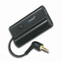Buy cheap Bluetooth Dongle with Dual Connection to PC/Audios via Mini USB Port/Stereo 3.5mm Pin from wholesalers