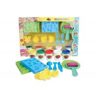 Buy cheap Educational DIY Modeling Play Dough Arts And Crafts Toys Set 5 Colors W / Tools Age 3 from wholesalers