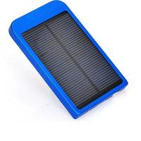 Buy cheap 2600mAh solar power bank for iphone from Amax Solar factory from wholesalers
