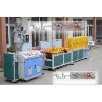 Buy cheap basin bathtub washing pe pp siphon hose machine extrusion line production from wholesalers