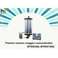 Buy cheap High Concentrations 03 - 15L Oxygen Concentrator Parts With Stable Oxygen Output from wholesalers