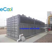 Buy cheap Ready-to-use CO2 Refrigeration Station/Freezer Condensing Unit/Machine Room Free Cascade Compressor Unit from wholesalers
