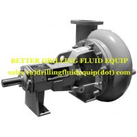 Buy cheap Dragon Type Premium 250 Centrifugal Pump  8x6x14 mechanical seal Casing with Wear Pad Hard Iron Ductile Iron from wholesalers