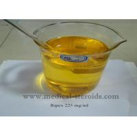 Buy cheap Ripex 225 Legal Injectable Steroids Healthy Semi Finished Mixed Oils Light Yellow Liquid from wholesalers