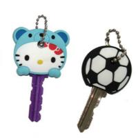 Buy cheap Eco-friendly soft pvc character key covers,pvc keycovers from wholesalers
