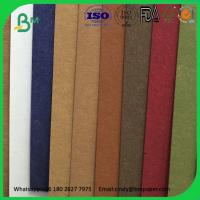Buy cheap Washable Kraft Paper Fabric Roll Eco-friendly Water Resistance Reusable Durable 150CM product
