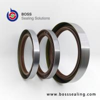 Buy cheap Different types nonstandard hydraulic metric rubber skeleton  oil seals metal oil seals hydraulic oil seal from wholesalers
