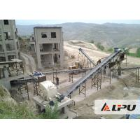 Buy cheap Basalt Complete Rock Jaw Crusher Plant for Limestone / Marble / Granite from wholesalers