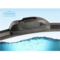 Buy cheap Auto Windshield Tools Improved Flat Wiper Blades Natural Rubber from wholesalers