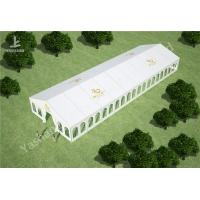 Buy cheap 10m by 30m Outdoor Tent Marquee for Luxury Dinner Style Weddings Custom Made from wholesalers