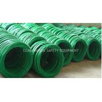 Buy cheap wholesale price 18*7+IWS black pvc coated wire rope from wholesalers