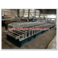 Buy cheap Corrugated IBR Steel & Aluminium Roofing Sheet Moulding Machine with Metal Roll Former Production Line from wholesalers