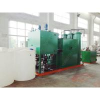 Buy cheap Air Flotation Type Waste Water Treatment System For Plastic Recycling Machine Line from wholesalers