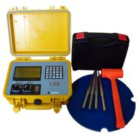 Buy cheap The LRK-WH811 Non-Nuclear Soil Water Density Gauge Meter Technology With 3% Precision from wholesalers