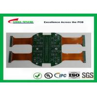Buy cheap Medical PCB Rigid-Flexible Immersion Tin PCB Htg Material from wholesalers