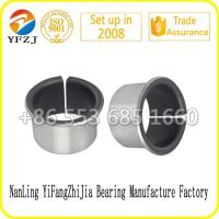 DU - PTFE coated bush DU-F flanged bushing, SF-1 bushing bearing