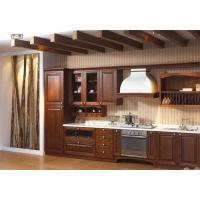Buy cheap Modern High End Kitchen Cabinets MDF / Plywood / Solid Wood Door And Drawer Material from wholesalers