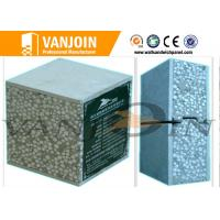 Buy cheap Fireproof sandwich insulation panels , Partition Interior Wall Paneling from wholesalers