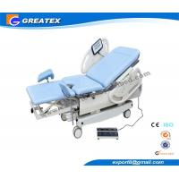 Buy cheap Electric Adjustable Obstetric Table Operation , hospital abortion Table from wholesalers
