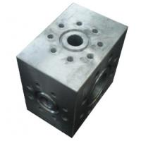 Buy cheap Studded Cross 5 Way, (2)4-1/16 5000PSI x (3)2-1/16 5000PSI, API6A, with studs and nuts from wholesalers
