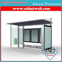 Buy cheap Public Furniture Supper Design Bus Shelter Station from wholesalers
