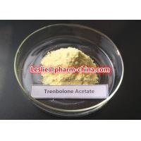 Buy cheap No Side Effect Anabolic Anti Aging Steroids Yellow Powder Trenbolone Acetate CAS 10161-34-9 from wholesalers