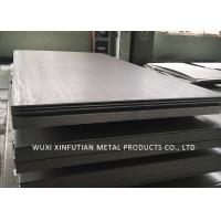 Buy cheap 2B Finish 5MM Stainless Steel Sheet / 8k Hot Rolled Sheet Steel 1.4372 from wholesalers