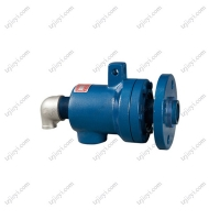 Buy cheap 50A high temperature steam hot oil rotary joint for Leather industry from wholesalers